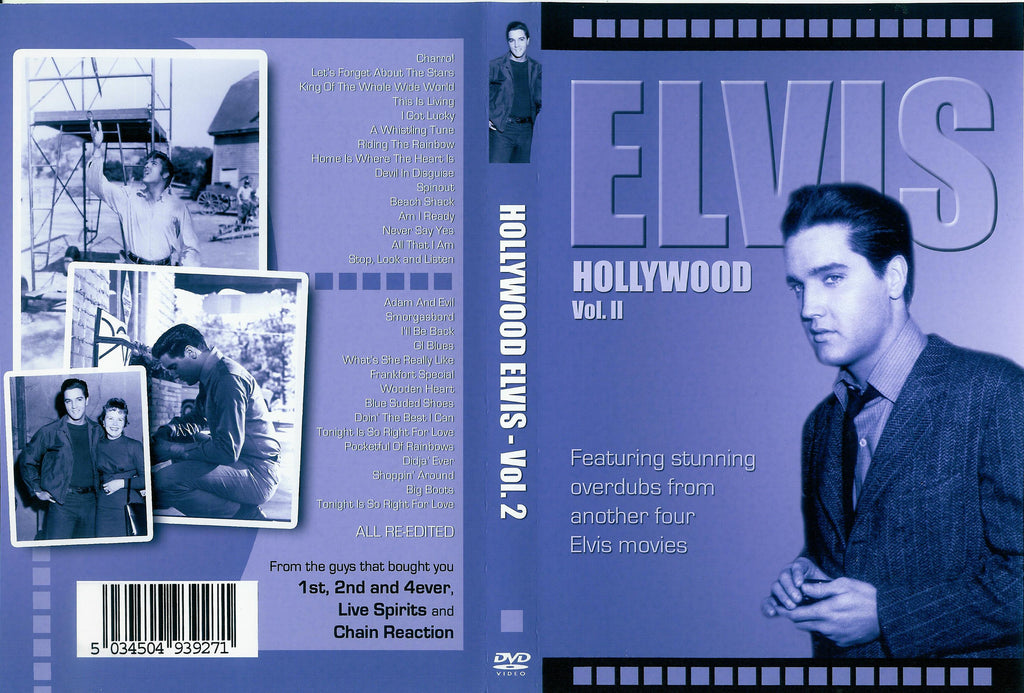 Elvis - Hollywood Vol. 2  DVD