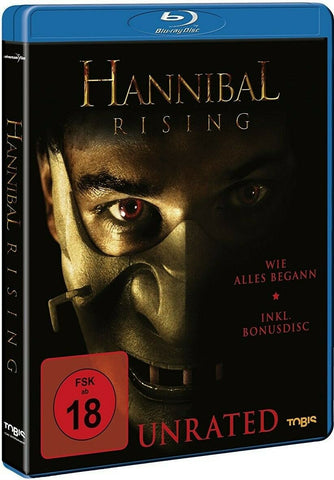 Hannibal Rising (2007) - Dominic West  Blu-ray