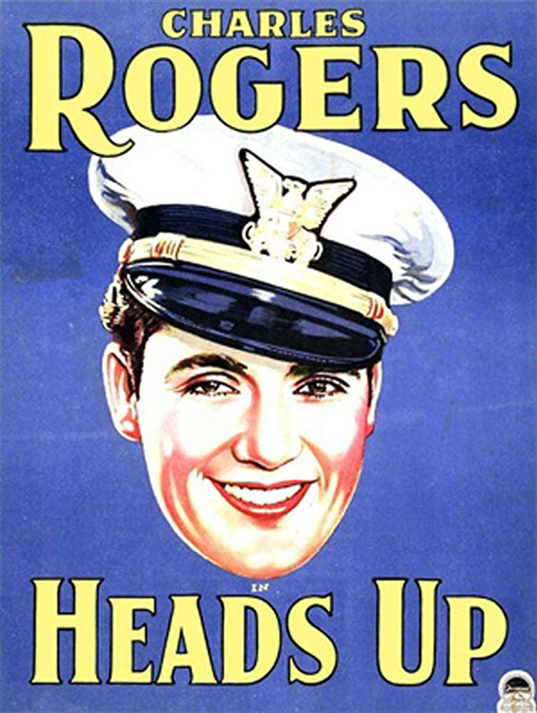 Heads Up (1930) - Charles Rogers  DVD