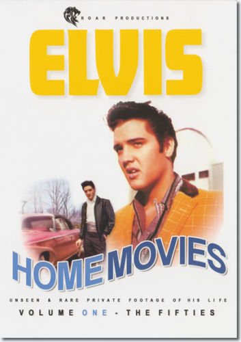 Elvis - The Complete Candid & And Home Movies Anthology : 50's  DVD