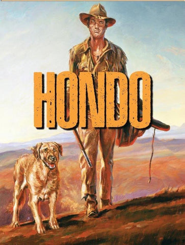 Hondo : The TV Series (1967) - Ralph Taeger  ( 3 DVD Set )