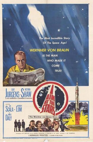 I Aim At The Stars (1960) - Curd Jürgens  DVD