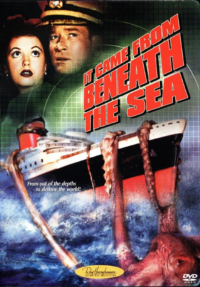 It Came From Beneath The Sea (1955) - Color Version