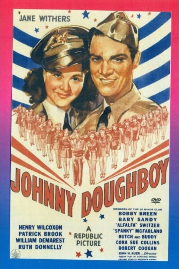 Johnny Doughboy 1942 Jane Withers Dvd Elvis Dvd Collector