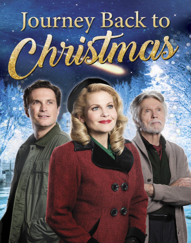 Journey Back To Christmas (2016) - Candace Cameron Bure  DVD