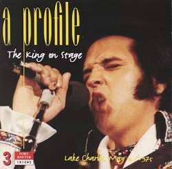 A Profile  - The King On Stage Vol.1  (4 CD Set)