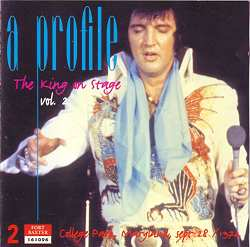 A Profile - The King On Stage Vol.2  (4 CD Set) DIGITAL DOWNLOAD