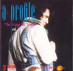 A Profile - The King On Stage Vol.2  (4 CD Set)