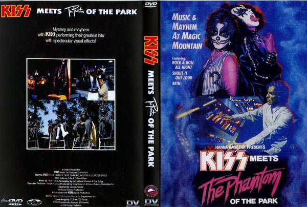 KISS Meets The Phantom Of The Park (1978)