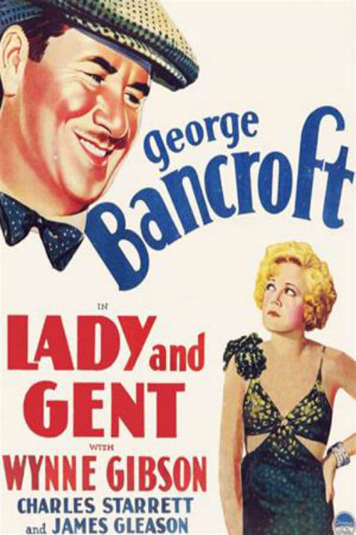Lady And Gent (1932) - George Bancroft  DVD