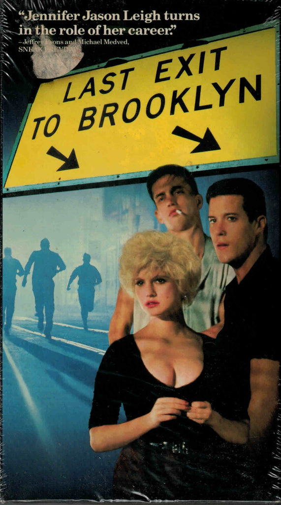 Last Exit To Brooklyn (1989) - Jennifer Jason Leigh  VHS