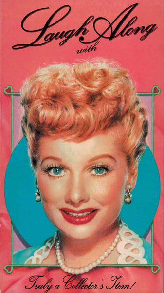 Laugh Along With Lucille - Lucille Ball  VHS