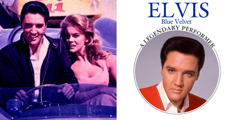 A Legendary Performer - Blue Velvet CD