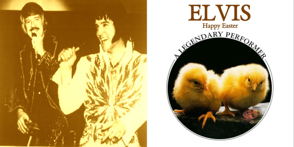 A Legendary Performer - Happy Easter CD