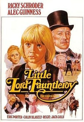 Little Lord Fauntleroy (1980) - Alec Guinness  DVD
