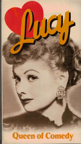 Lucy : Queen Of Comedy - Lucille Ball  VHS