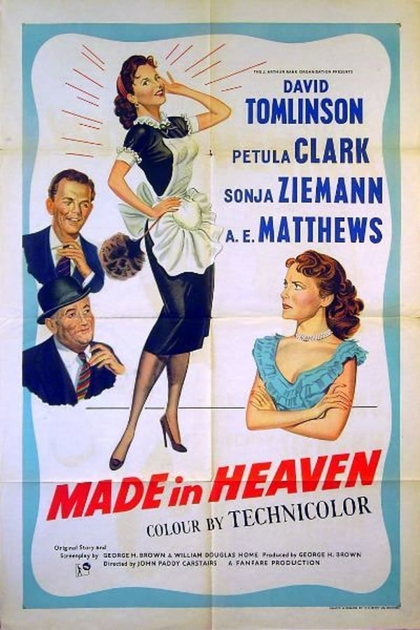Made In Heaven (1952) - David Tomlinson  DVD