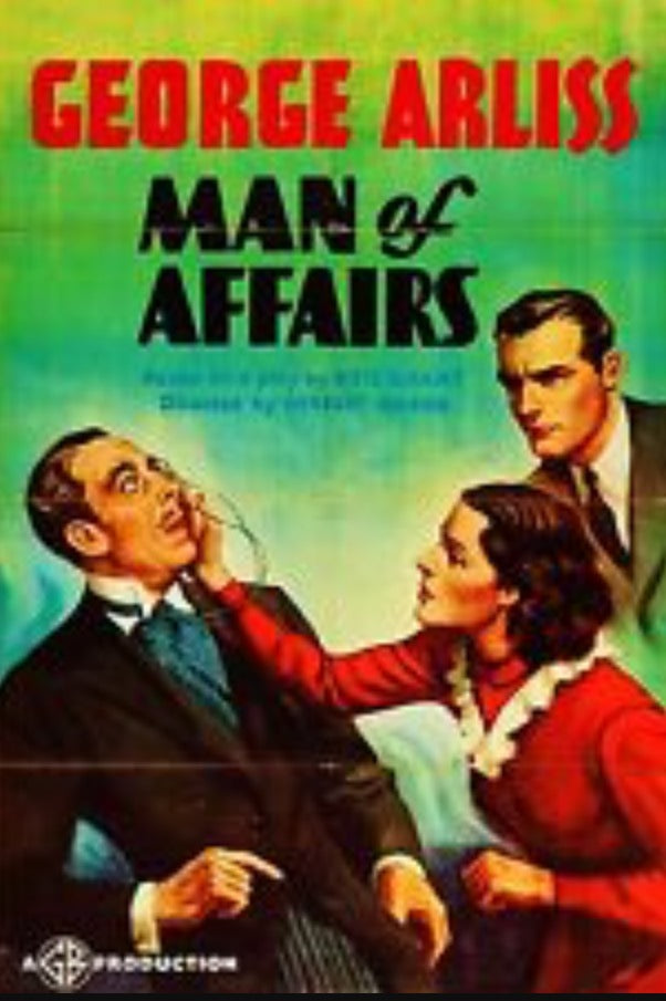 Man Of Affairs AKA His Lordship (1936) - George Arliss  DVD