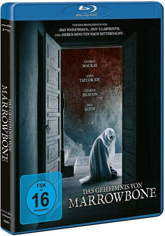Marrowbone (2018) - George MacKay  Blu-ray