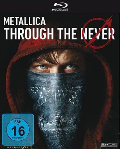 Metallica : Through The Never (2013)  Blu-ray