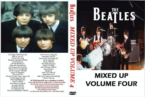 The Beatles - Mixed Up Volume 4 DVD