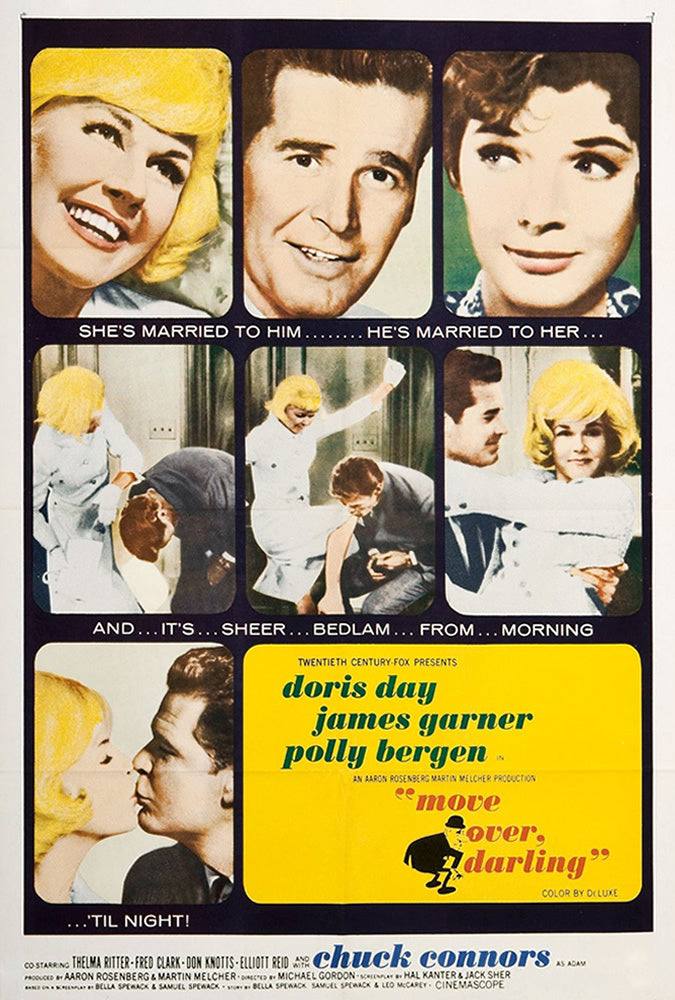 Move Over, Darling (1963) - Doris Day  DVD