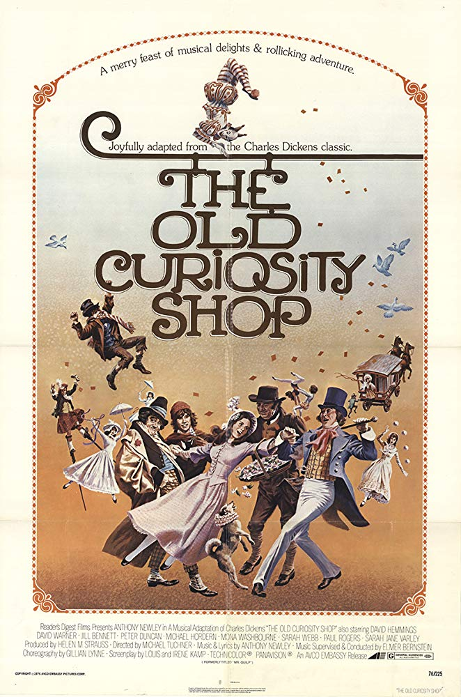 Mr. Quilp AKA The Old Curiosity Shop (1975) - Anthony Newley