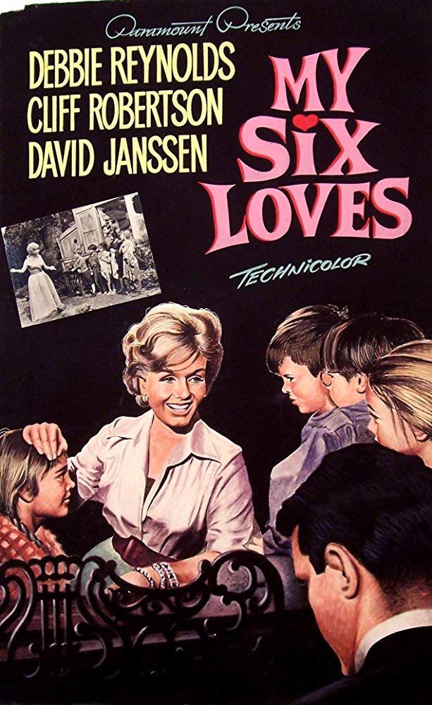 My Six Loves (1963) - Debbie Reynolds