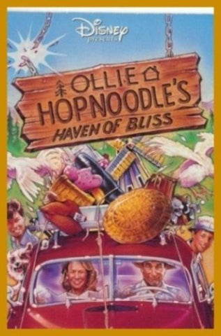 Ollie Hopnoodle´s Haven Of Bliss (1988) - Jean Shepherd