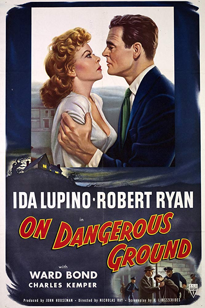 On Dangerous Ground (1951) - Robert Ryan  DVD