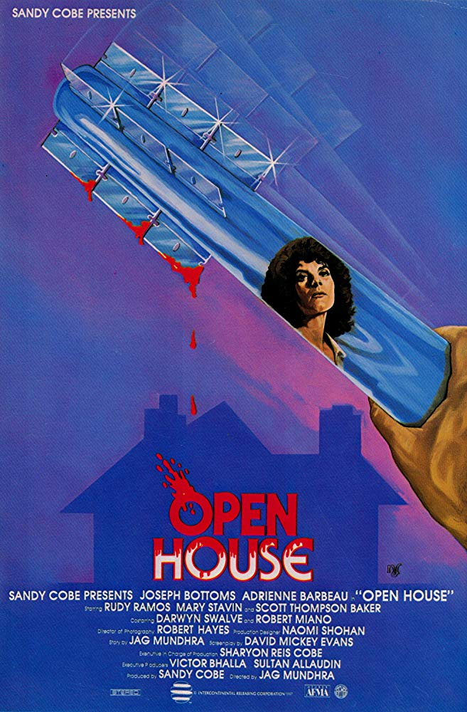 Open House (1987) - Adrienne Barbeau  DVD