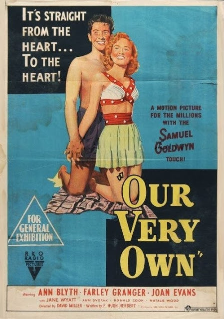 Our Very Own (1950) - Farley Granger