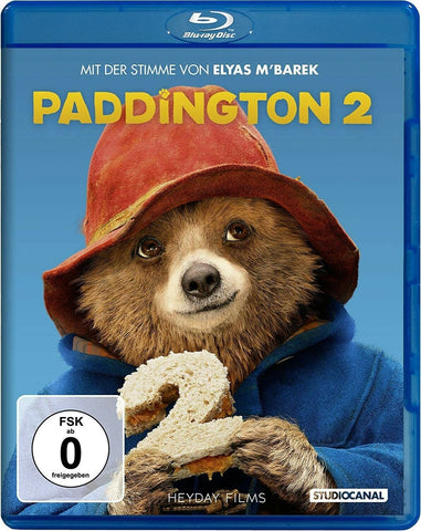 Paddington 2 (2018) - Hugh Bonneville  Blu-ray