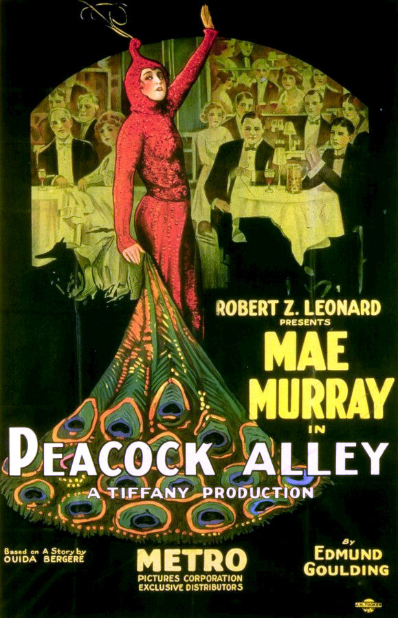 Peacock Alley (1930) - Mae Murray  DVD