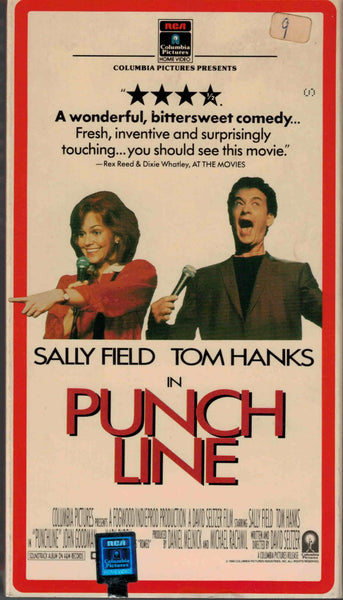 Punchline (1988) - Tom Hanks  VHS