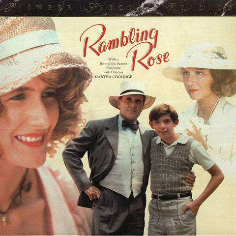 Rambling Rose : Special Edition (1991) - Robert Duvall US LD