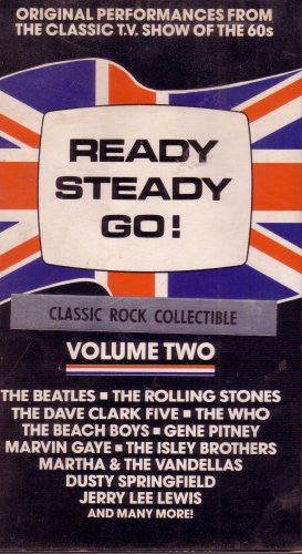 Ready Steady Go ! - Volume 2  DVD