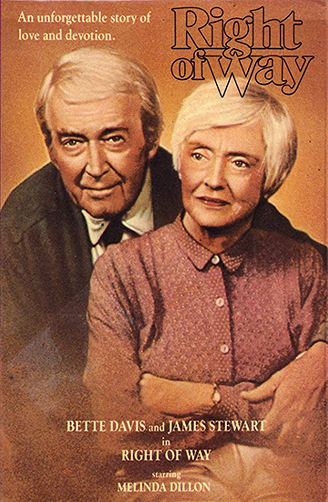 Right Of Way (1983) - James Stewart