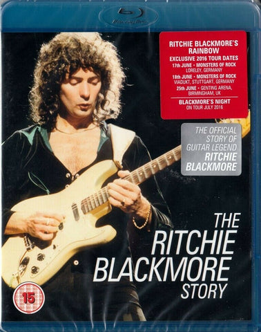 The Ritchie Blackmore Story (2015)  Blu-ray