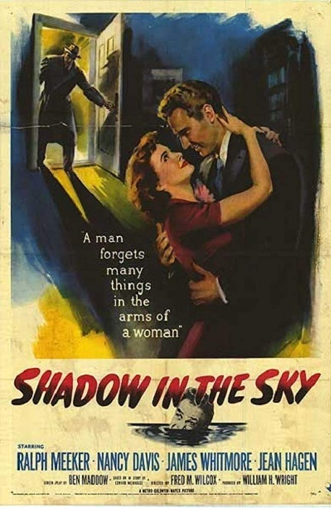 Shadow In The Sky (1952) - Ralph Meeker  DVD