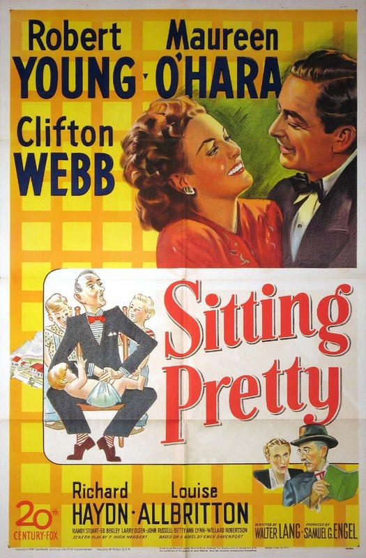 Sitting Pretty (1948) - Robert Young