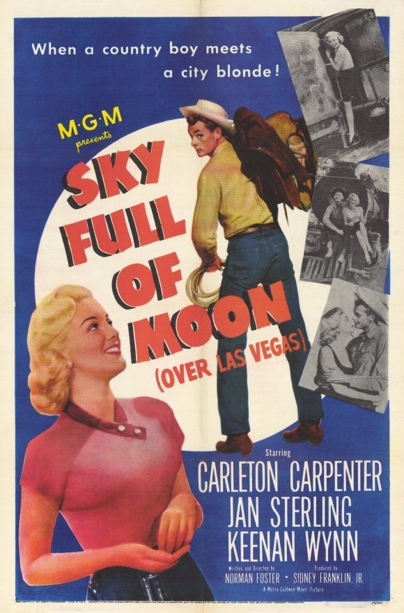 Sky Full Of Moon (1952) - Jan Sterling  DVD