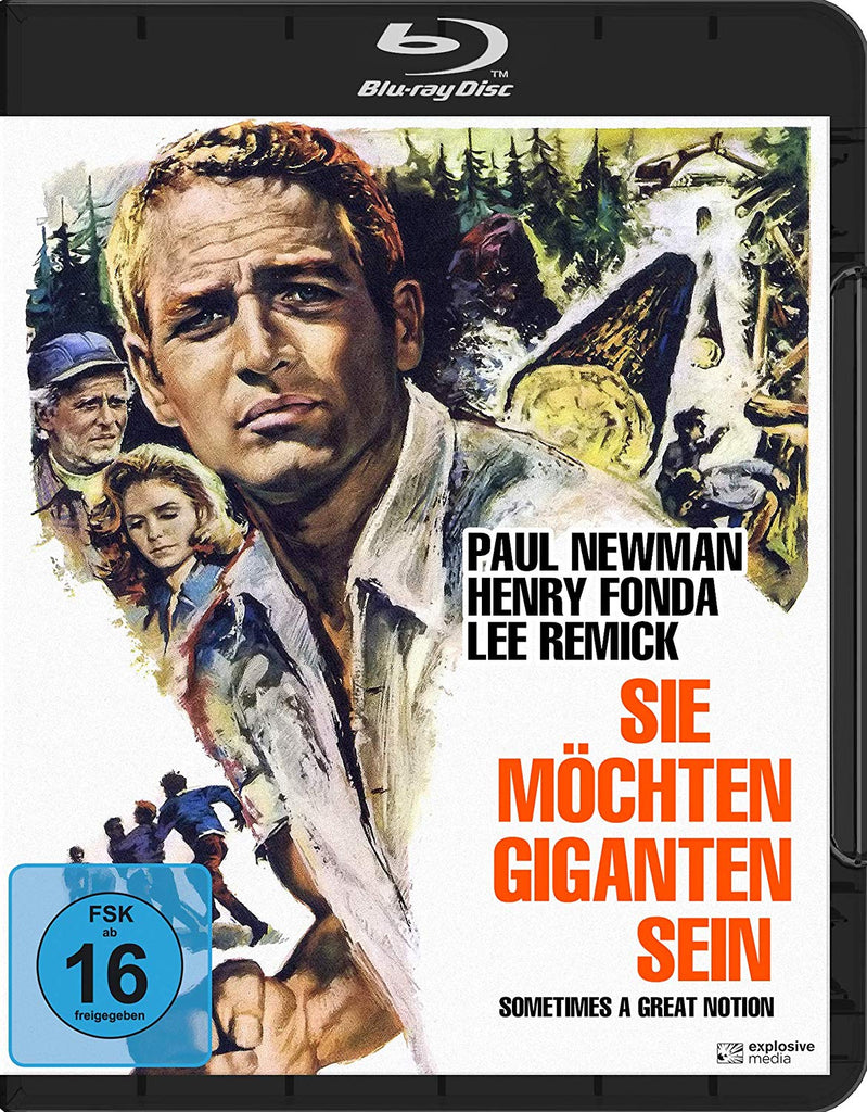 Sometimes A Great Notion (1971) - Paul Newman  DVD