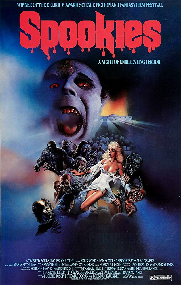 Spookies (1986) - Felix Ward