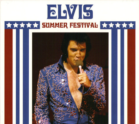Summer Festival 1972 - Live In Las Vegas  CD