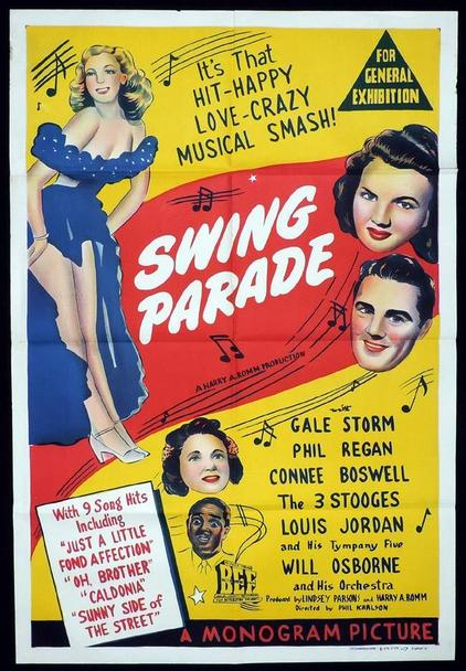 Swing Parade Of 1946 (1946) - Gale Storm Color Version  DVD
