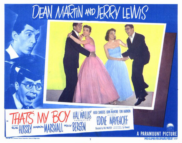 That´s My Boy (1951)  DVD