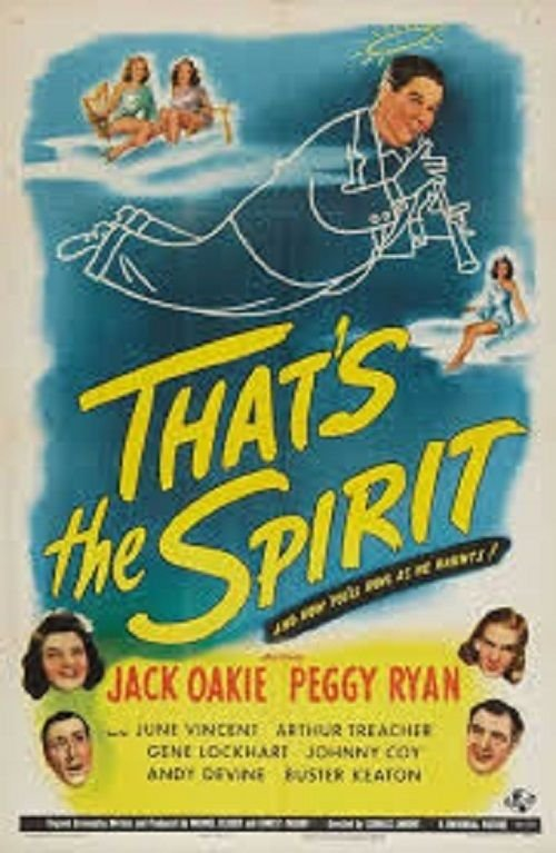 That´s The Spirit (1945) - Peggy Ryan  DVD