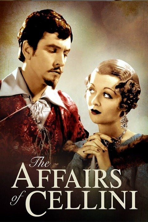 The Affairs Of Cellini (1934) - Fredric March  DVD