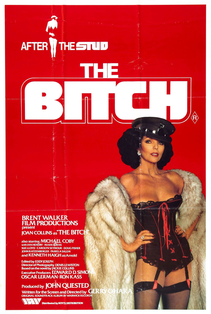 The Bitch (1979) - Joan Collins  DVD